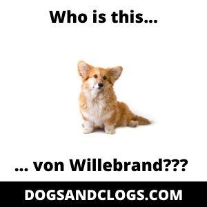 Corgi Von Willebrand Meme